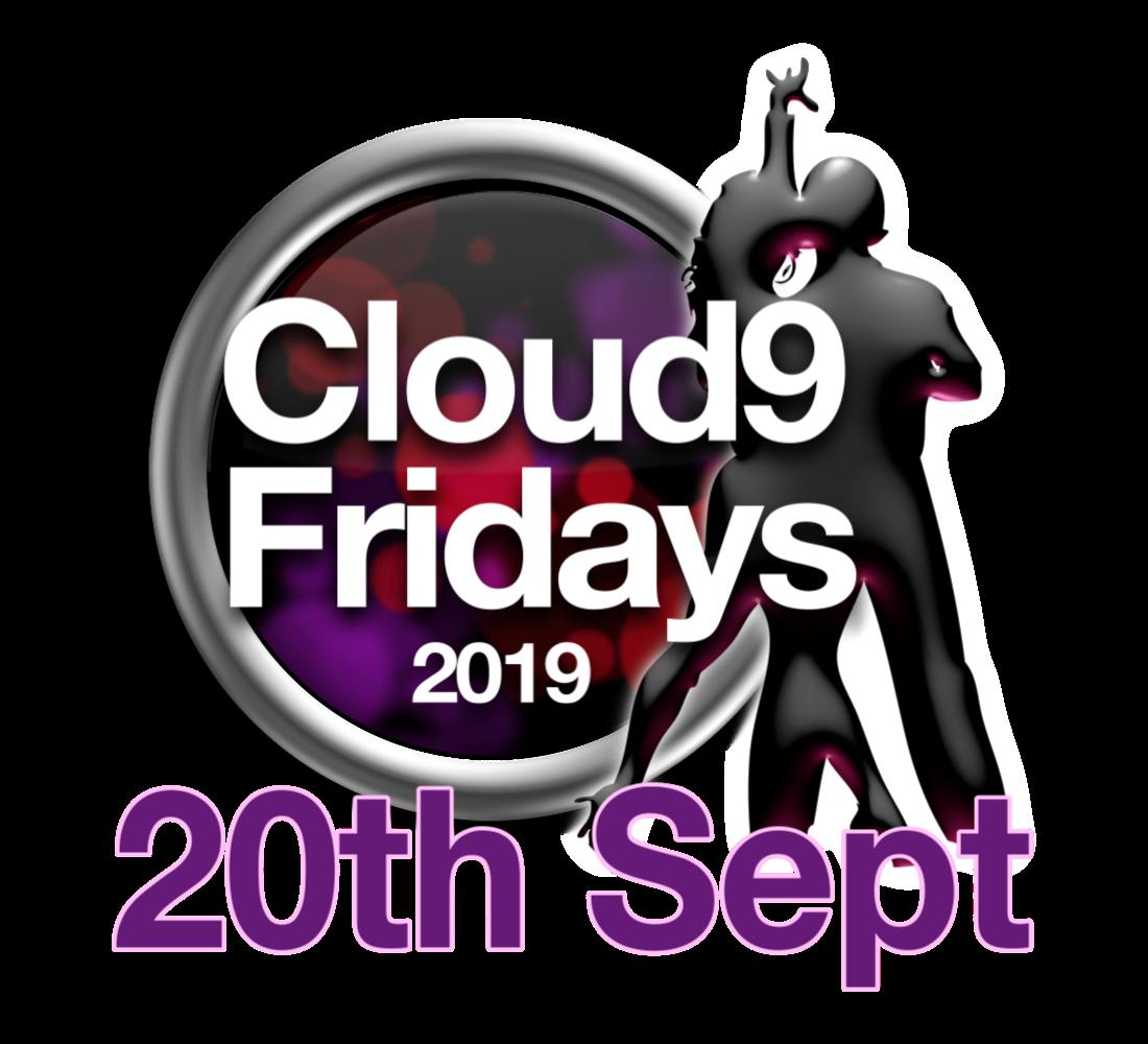 Cloud9 Fridays 3rd May
