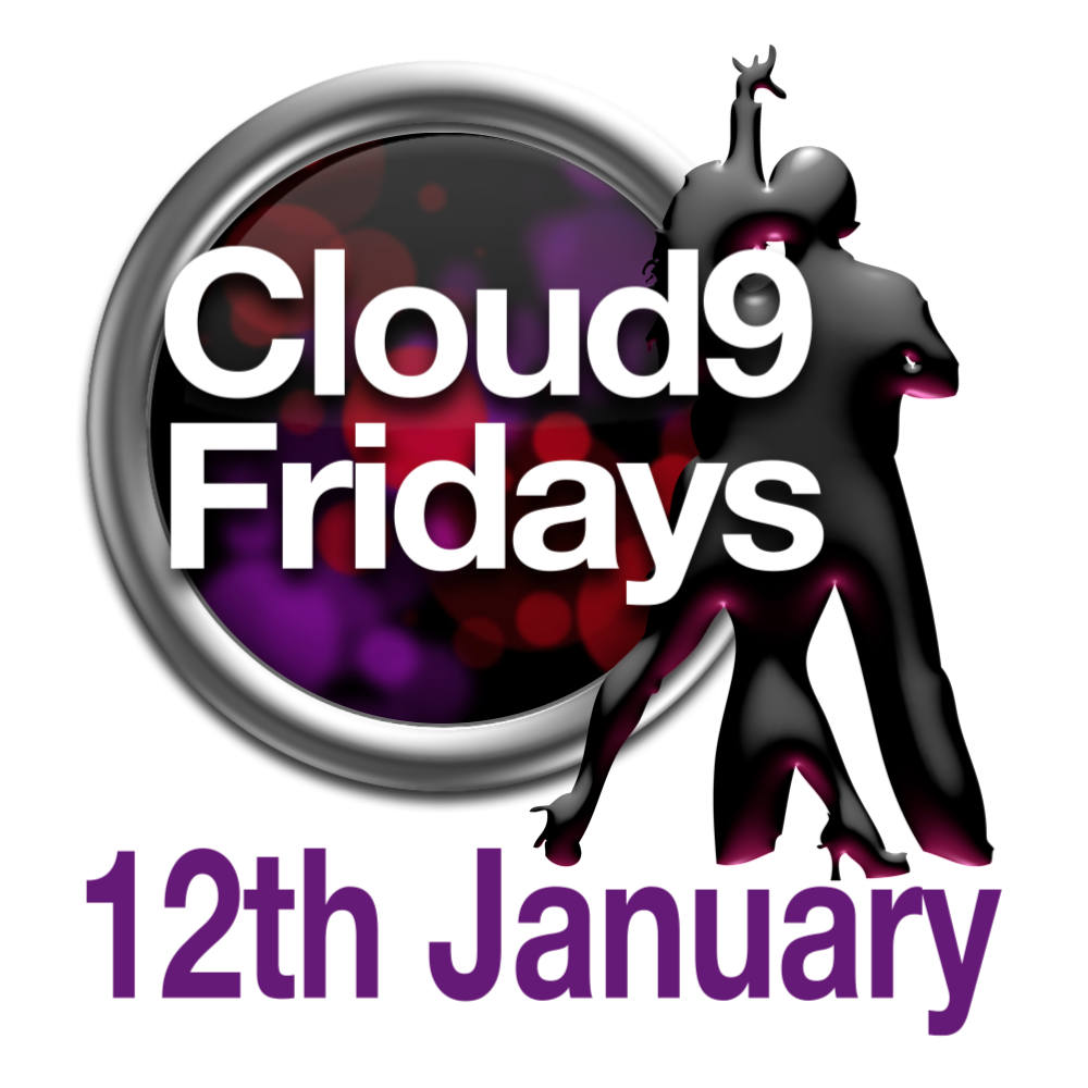 Cloud9 Fridays 9th June